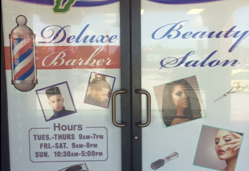 Deluxe barber and beauty salon best of tampa bay hair cuts and hair weaves